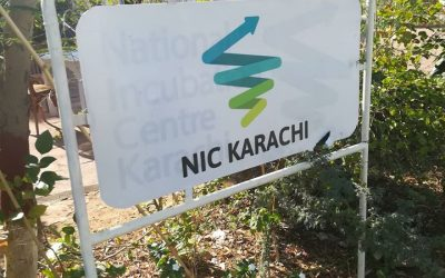 Mentoring at National Incubation Center Karachi